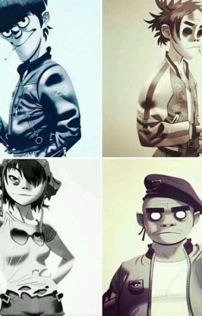 Am I Just A Bad Dream? (Gorillaz X reader) BOOK 2 by TheCryClub