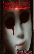 A menina dos olhos vazios  by KauaAlves19