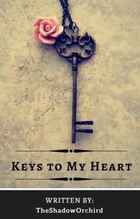 Keys To My Heart {George Weasley Love Story} by TheShadowOrchird