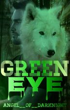 Green Eye by Angel__of__darknight