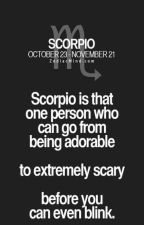 Ask or Dare Scorpio by -L_Ryuzaki_L-