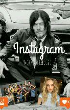 Instagram [Norman Reedus & Tu] by _____Dixon