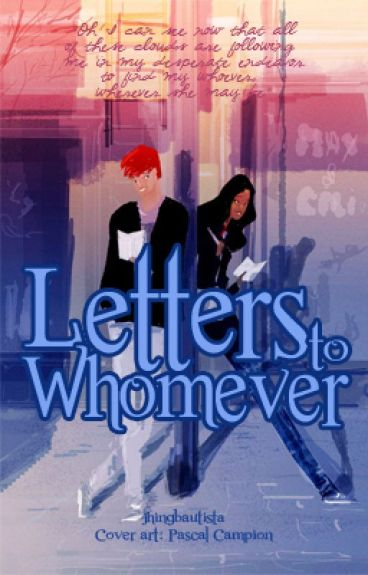 Letters To Whomever