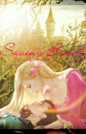 Saving Beauty by lavandeergirl