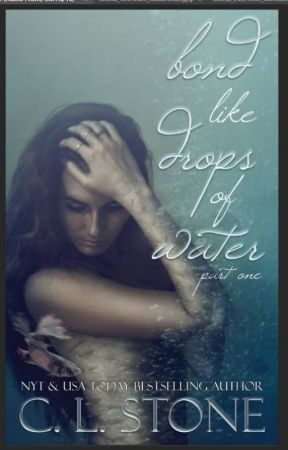 Bond like Drops of Water by clstone