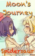 Moon's Journey (Moon X Lillie) by Spidersaur