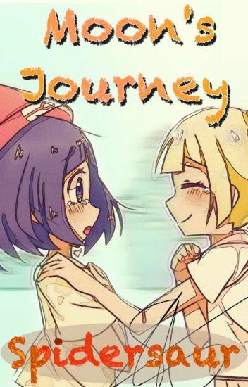 Moon's Journey (Moon X Lillie)