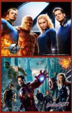 Fantastic Four and The Avengers (Book 1) by emily12377