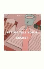 let me tell you a secret ^yoonmin^ by tullyskatie