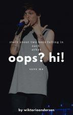 oops? hi! || Larry sms ✓ by wiktoriaandersen