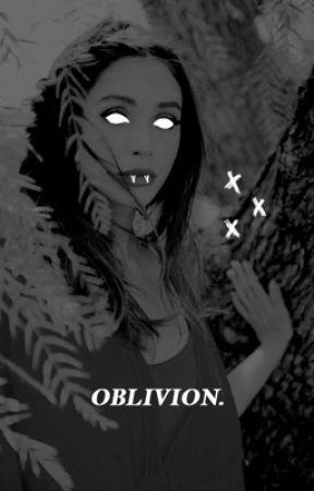 OBLIVION ▹ GLENN RHEE [1] by bellarkhs