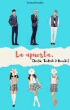 La apuesta [YoonMin, Namjin & Taekook] by MiicaArmy