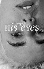 HIS EYES   J. BIEBER  by sexpensive