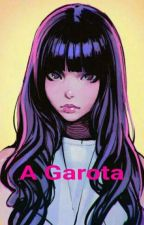 A Garota  by Lokaa-chan