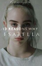 Isabella →Clay Jensen by PIPOGorrion97