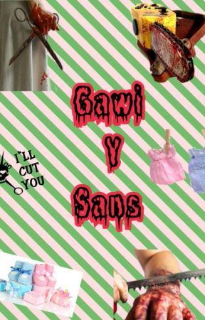 Gawi y Sans by Atenea-sonobe