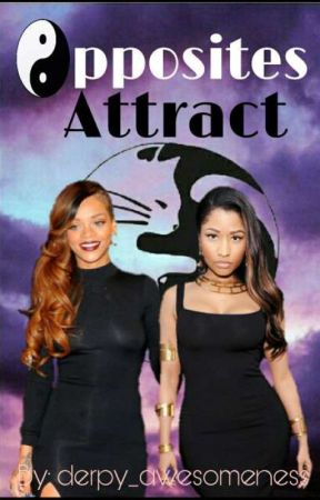 || Opposites Attract || Rihanna & Nicki Minaj  by derpy_awesomeness