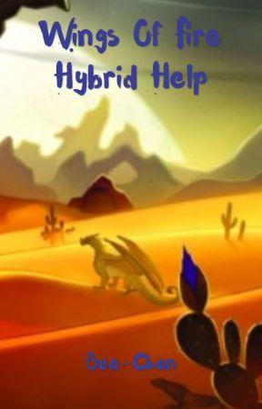 Wings Of Fire: Hybrid Help de ariesgirl5962
