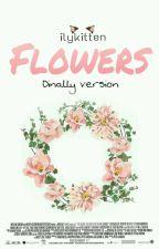 Flowers 🌸 abh + djh by ilypopoki