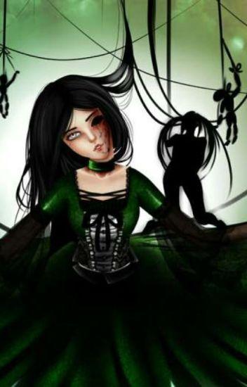 Strings(puppeteer x reader) - Little Lost Broken Doll Girl
