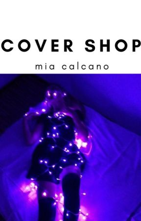 a cover shop by miacalcano