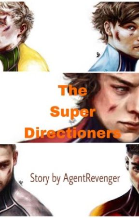 The Super Directioners Gang by AgentRevenger