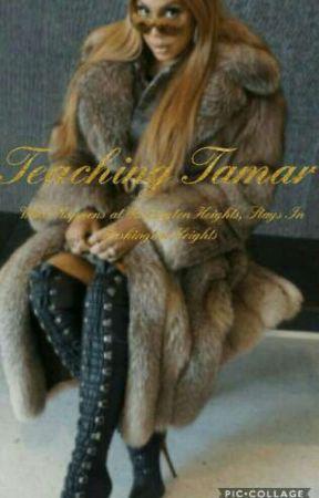 Teaching Tamar  by ros2cool