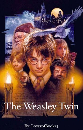 The Weasley Twin (Harry Potter Love Story)