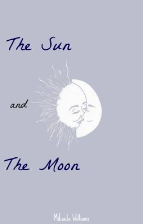 The Sun and The Moon by Fishflubber