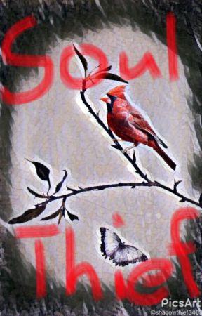 Soul Thief by ShadowThief3403