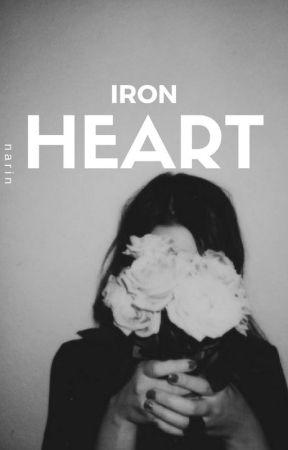 Iron Heart by deadly_ataxia