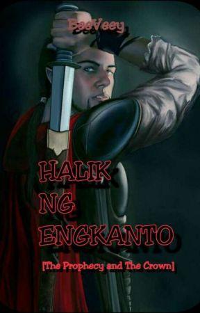 HALIK NG ENGKANTO by Mabito_Queen