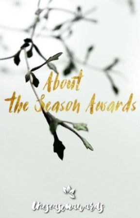 About The Season Awards by TheSeasonAwards