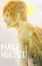 Half Monster by MilitaryKrackers34