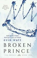 BROKEN PRINCE #2 by CandyBooks16