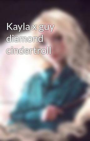 Kayla x guy diamond cindertroll  by luna-lovegood2020