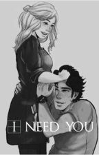 I need you// Book two. by t100_bellxrke