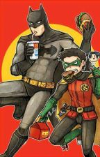 Teen Titans Daddy by michelavega15121Z