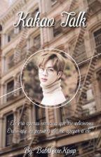 Kakao Talk - Seokjin  by BabiLoveKpop