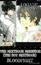 The Nextdoor Neighbor (The Boy Nextdoor)  by jj08742