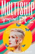 Mutliship⚭{Group chat!} PT.2 by bring-me_barakat