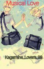 [RinxLen] Musical Love ♪♪ by Len_Kun_Fictions