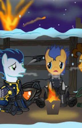 Changilings Vs Equestria Part 1 The War Wattpad