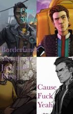 Borderlands One Shots I Guess  by Monsterslienear