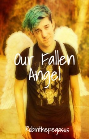Our Fallen Angel by Robinthepegasus