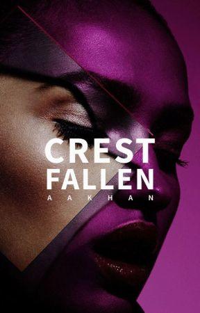 Crestfallen   ✔ by azwaarkhan