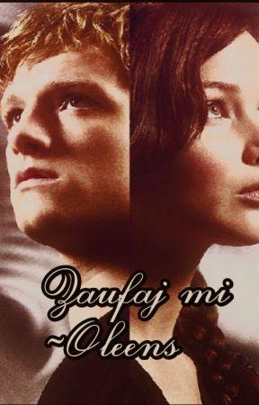 """Zaufaj mi""- ff Hunger Games by Oleens"