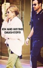 Jen and Justins daughter?! by genofke