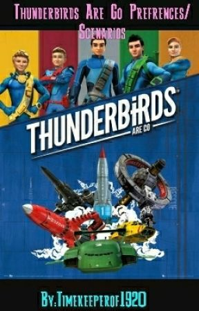 Thunderbirds Are Go Prefrences/Scenarios - Virgil Imagine