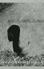 Nocturnal Sunshine  by saeedahaaliyah